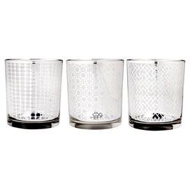 Gypsum Candleholder (Set of 6)