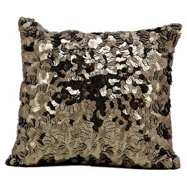 Anora Pillow in Pewter