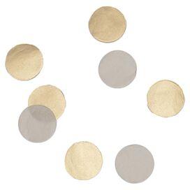 Gold & Silver Confetti