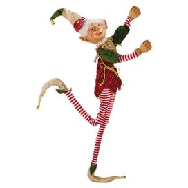 Poseable Jester Decor