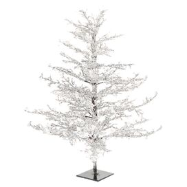 Frosted Tree Decor