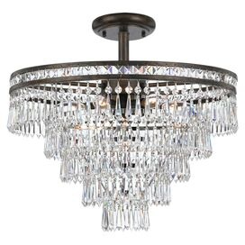Michelle Crystal Chandelier