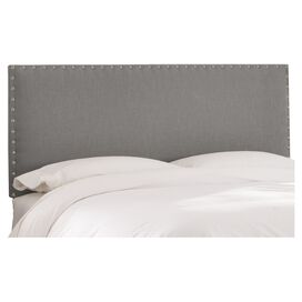 Marlowe Upholstered Headboard in Grey