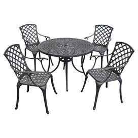5-Piece Wilma Patio Dining Set