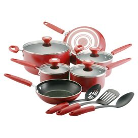 13-Piece SilverStone Cookware Set