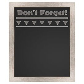 Don't Forget Chalkboard Wall Decor