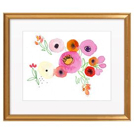 Garden Framed Print, Artfully Walls