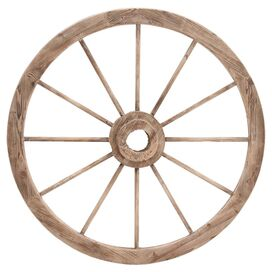 Wheel Wall Decor