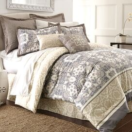 8-Piece Monica Comforter Set