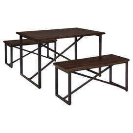 3-Piece Erik Dining Set