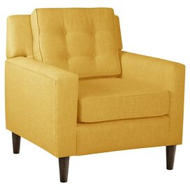 Alexandra Tufted Arm Chair