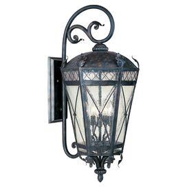 Olivia Outdoor Wall Lantern