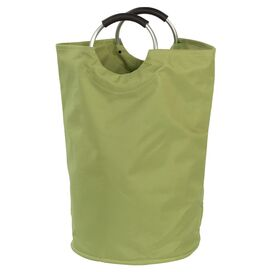 Canvas Bag Hamper in Green