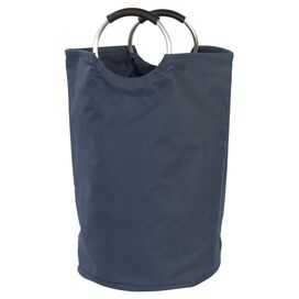Canvas Bag Hamper in Blue