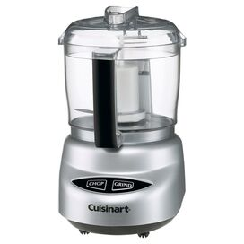 Cuisinart 3-Cup Food Processor in Silver