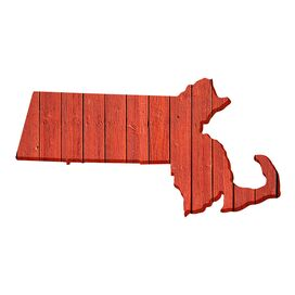 Massachusetts Wall Decal