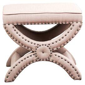 Ava Upholstered Ottoman