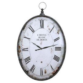 L'Hotel Wall Clock