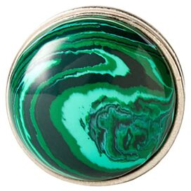 Malachite Cabinet Knob (Set of 2)
