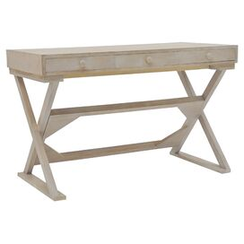 Gibson Desk in Weathered Gray