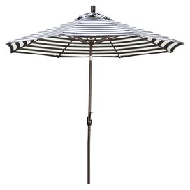 Cornelia Patio Umbrella in Navy