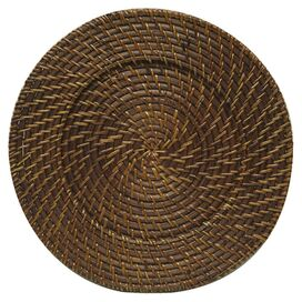 Trina Rattan Charger Plate (Set of 4)