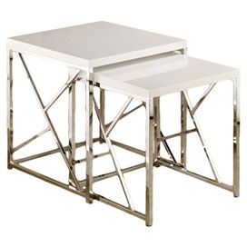 2-Piece Harley Nesting Table Set
