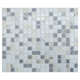 Glass Mosaic Tile (Set of 6)