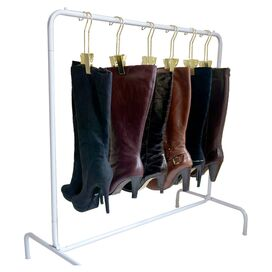 Fiona Boot Rack Set in Gold