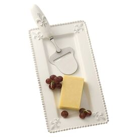 2-Piece Louise Cheese Server Set