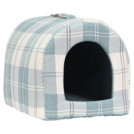 Avery Pet Igloo in Light Blue