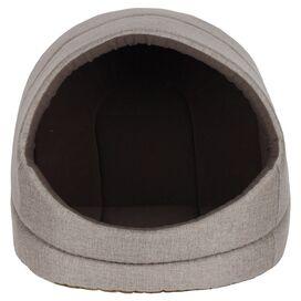Tweed Pet Hut in Mushroom