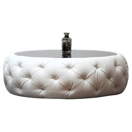 Olson Tufted Coffee Table