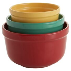 3-Piece Bella Bowl Set