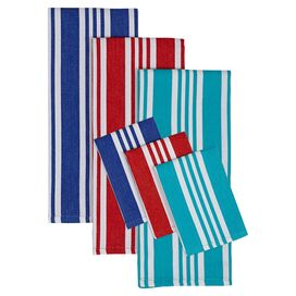6-Piece Beverly Dishtowel Set