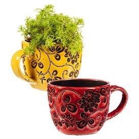 Teacup Planter (Set of 2)