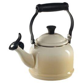 Le Creuset 1.25-Quart Demi Tea Kettle in Dune
