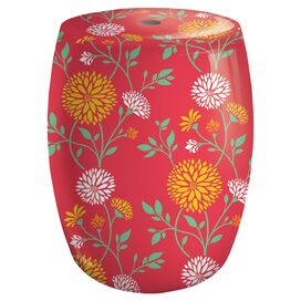 Chrysanthemum Garden Stool