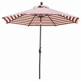 Nina Patio Umbrella in Red