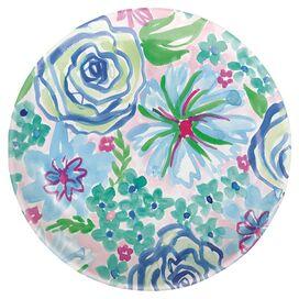 Spring Garden Salad Plate