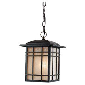 Samuel Outdoor Hanging Lantern