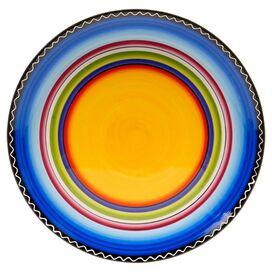 Sunrise Round Platter