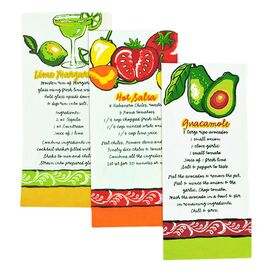 Fiesta Tea Towel (Set of 3)