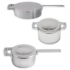 6-Piece Neo Stainless Steel Cookware Set