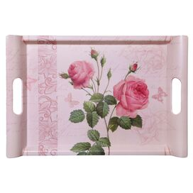 Rose & Butterfly Tray