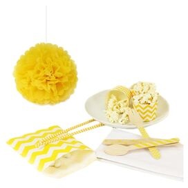 Ellie Party Kit in Yellow