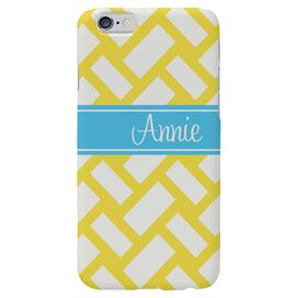 Personalized Jacqui iPhone 6 Case