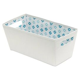 "Canvas 6.5"" Storage Bin"
