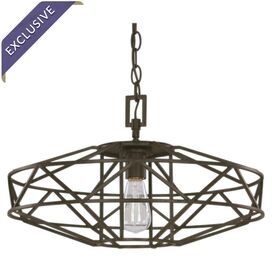 Finn 1-Light Pendant