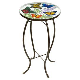 Butterflies Indoor/Outdoor Side Table